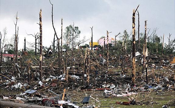 alabama tornado. Alabama Tornado 2011